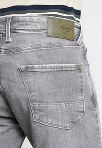 Pepe Jeans - FINSBURY - Jeans Skinny Fit - grey wiser wash - 3