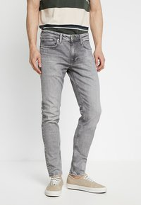 Pepe Jeans - FINSBURY - Jeans Skinny Fit - grey wiser wash - 0