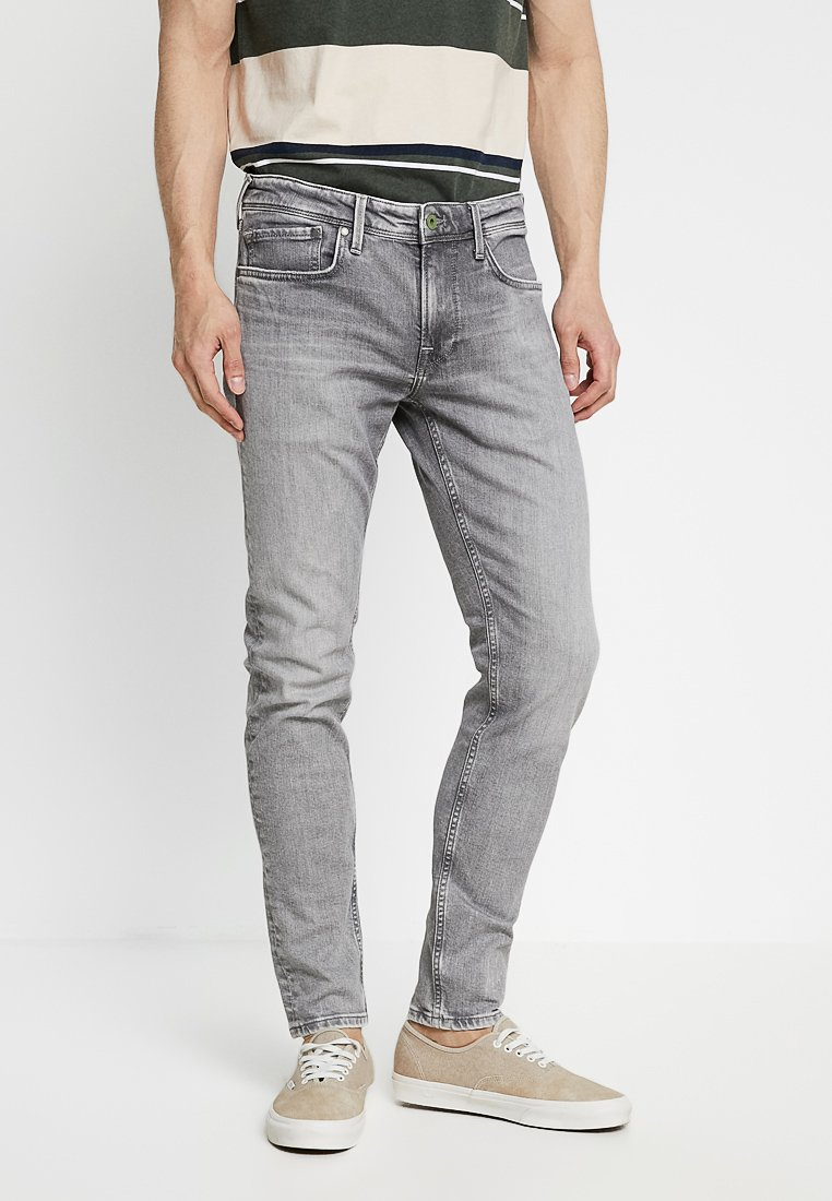 Pepe Jeans - FINSBURY - Jeans Skinny Fit - grey wiser wash