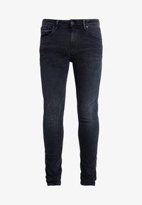 Pepe Jeans - NICKEL - Jeans Skinny Fit - black used - 3