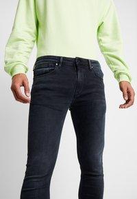 Pepe Jeans - NICKEL - Jeans Skinny Fit - black used - 4