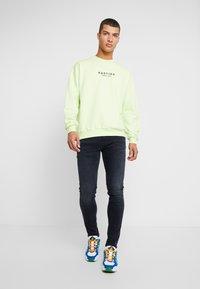 Pepe Jeans - NICKEL - Jeans Skinny Fit - black used - 1