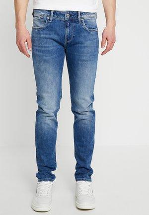 HATCH - Slim fit -farkut - medium used