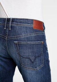 Pepe Jeans - HATCH - Jean slim - dark used - 5