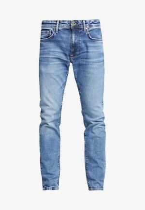 STANLEY - Jeans Tapered Fit - light used broken twill wiserwash