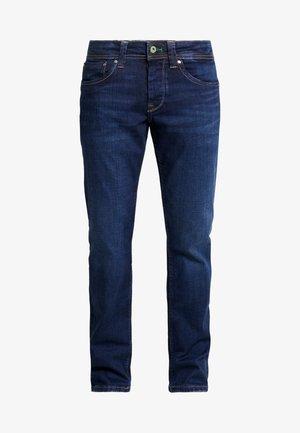 CASH - Jeans Straight Leg - wiserwash dark used