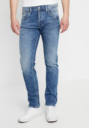 TRACK - Jeans straight leg - gymdigo medium used