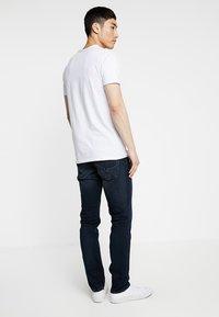 Pepe Jeans - TRACK - Straight leg jeans - black used gymdigo - 2