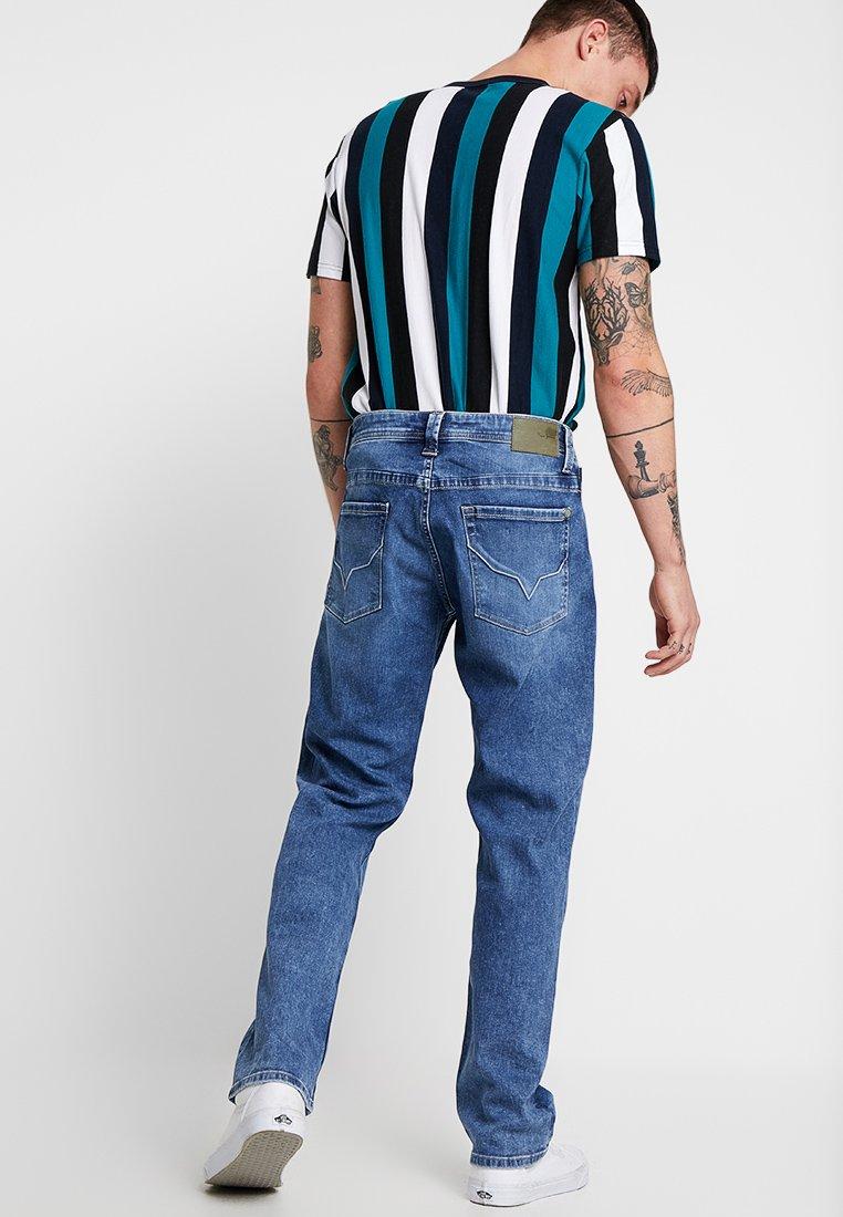 Used Wiserwash Jeans Pepe KingstonJean Medium Droit PN8wO0kZnX