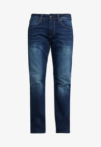 Pepe Jeans - KINGSTON  - Straight leg -farkut - dark-blue denim - 4