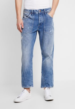 JARROD SPANNER - Jeansy Relaxed Fit - worn in archive denim