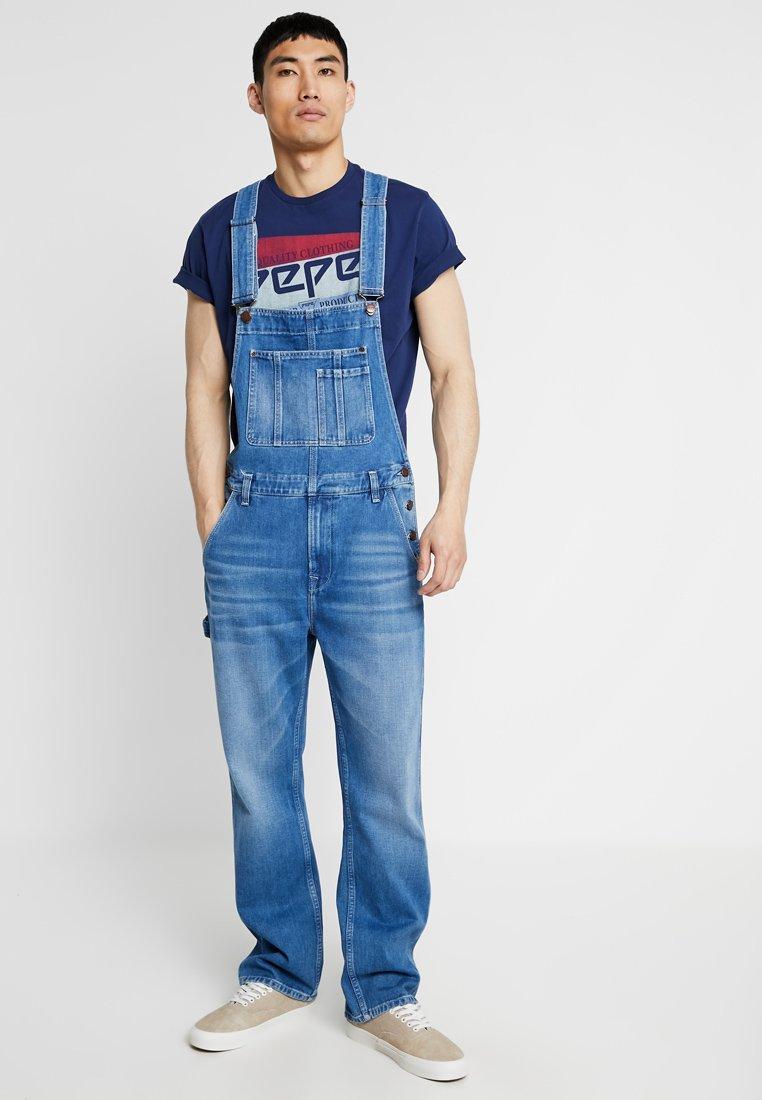 Pepe Jeans - DOUGIE HAMMER - Vaqueros rectos - used archive denim