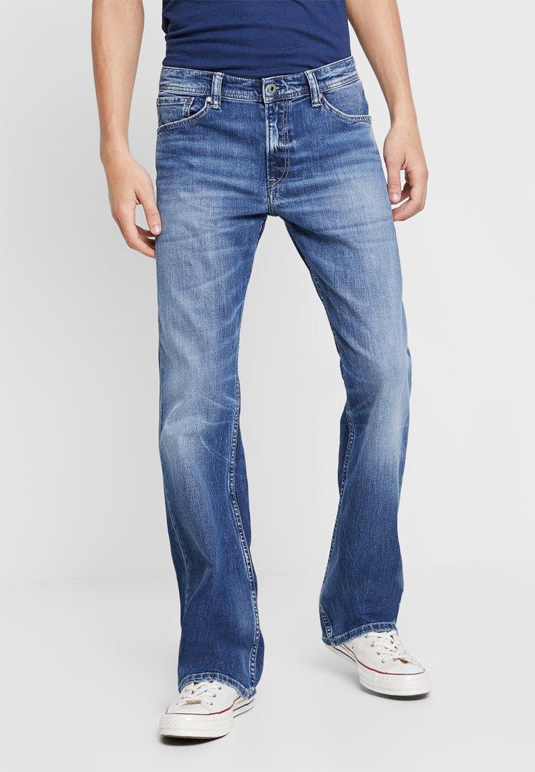 Pepe Jeans - ALFIE - Bootcut jeans - denim