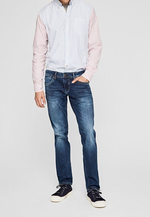HATCH - Straight leg jeans - blue denim