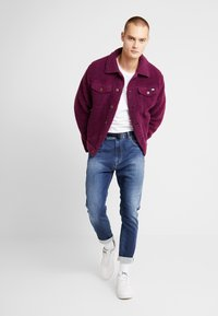 Pepe Jeans - JOHNSON - Jeans relaxed fit - gymdigo dark used - 1