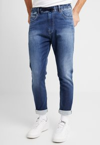 Pepe Jeans - JOHNSON - Jeans relaxed fit - gymdigo dark used - 0