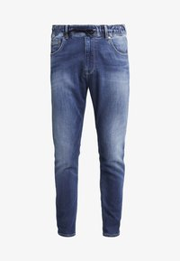 Pepe Jeans - JOHNSON - Jeans relaxed fit - gymdigo dark used - 4
