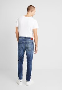 Pepe Jeans - JOHNSON - Jeans relaxed fit - gymdigo dark used - 2