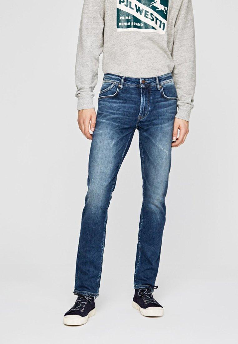 Jeans Hatch DeepJean Denim Slim Pepe Blue tQshrdC