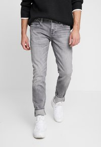 Pepe Jeans - HATCH - Jeansy Slim Fit - grey wiser wash - 0