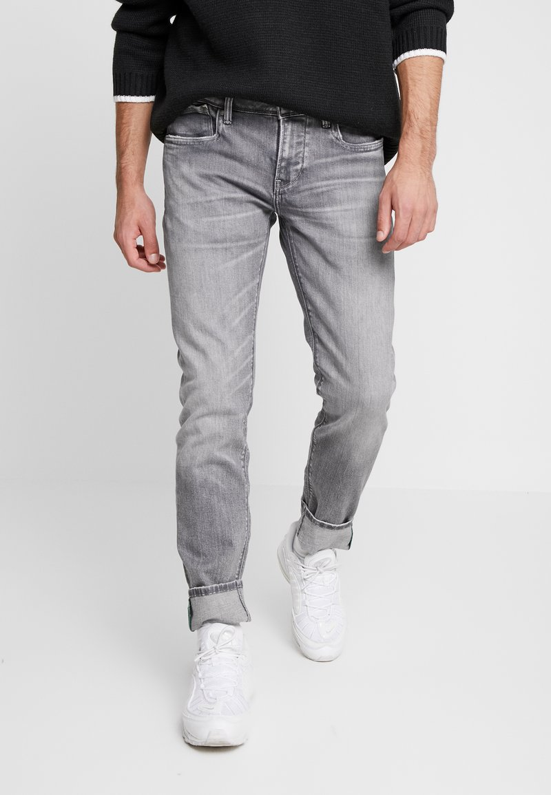 Pepe Jeans - HATCH - Jeansy Slim Fit - grey wiser wash