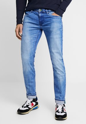 HATCH - Jeansy Slim Fit - wiser wash med used