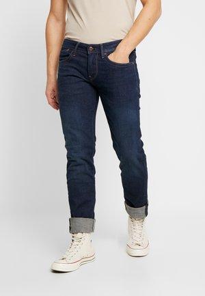 HATCH - Jean slim - blue denim