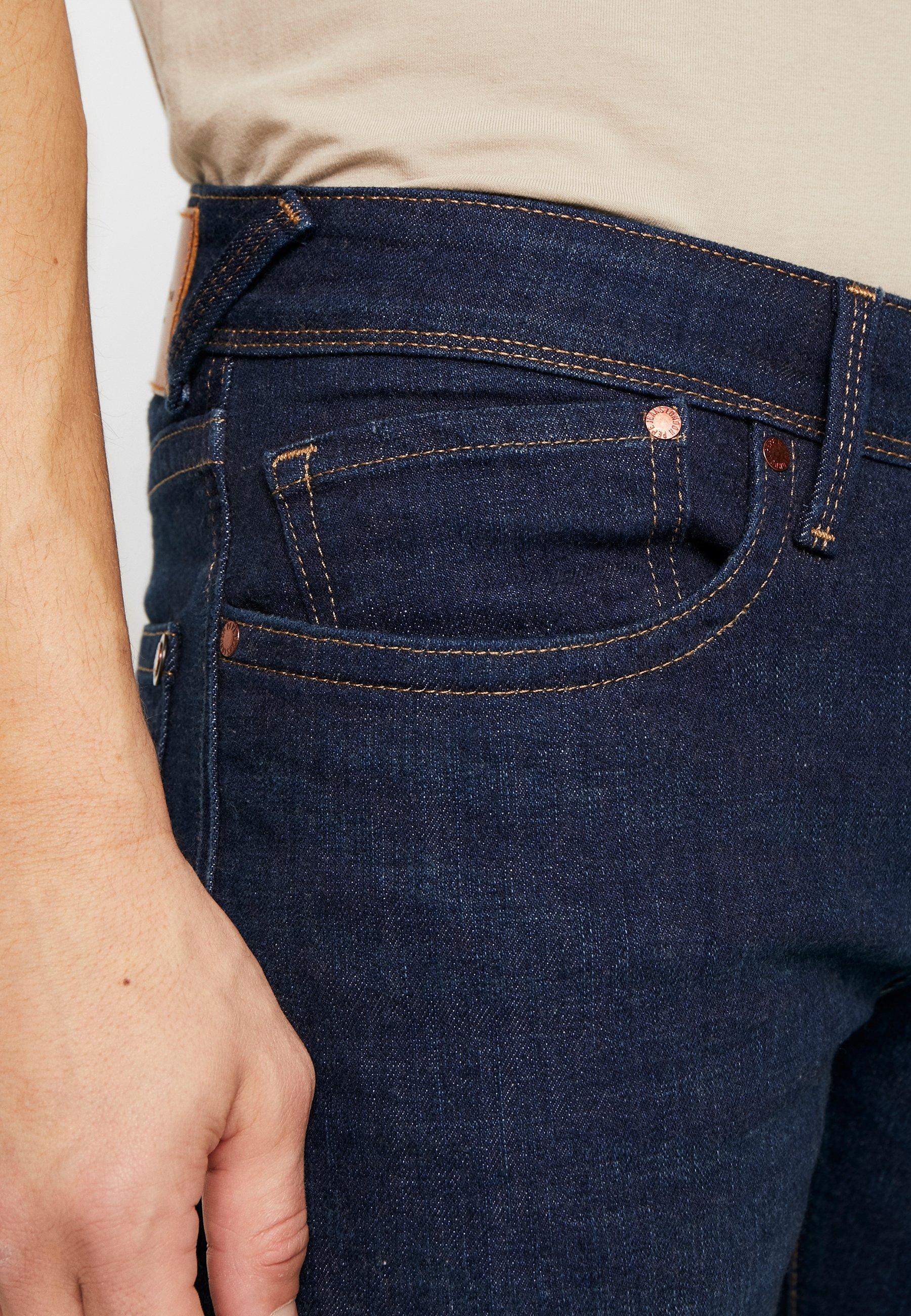 Pepe Jeans HATCH - Jeans slim fit - blue denim