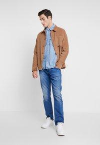Pepe Jeans - CASH - Džíny Straight Fit - blue denim - 1