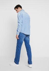 Pepe Jeans - CASH - Džíny Straight Fit - blue denim - 2