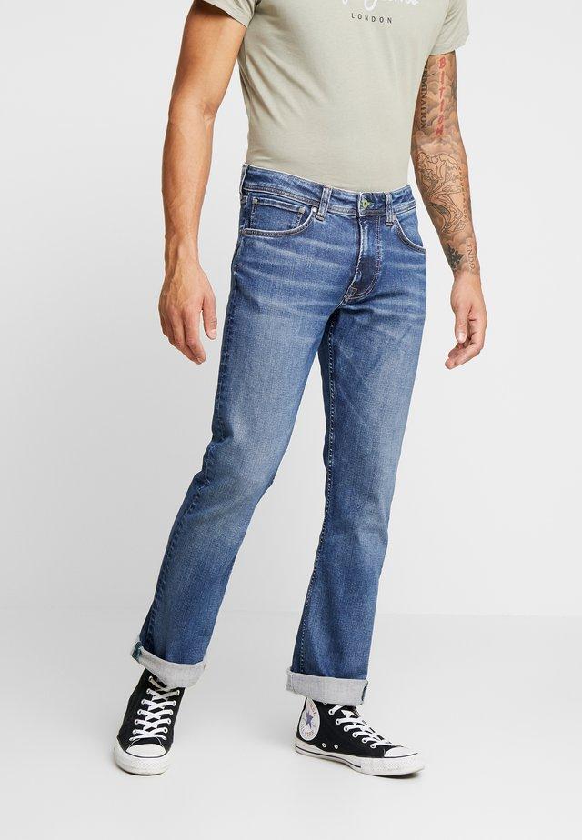 ALFIE - Jeans Bootcut - blue denim