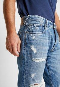 Pepe Jeans - CALLEN CROP - Jean boyfriend - wiser wash destroy med used - 5