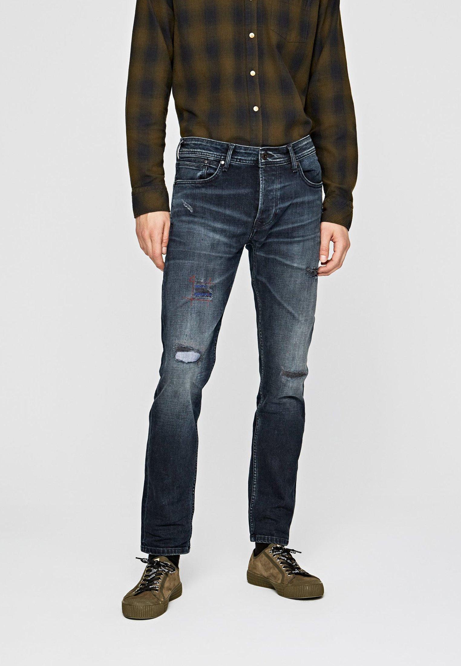 Pepe Denim Fit Jeans Blue Slim mwPyvOn08N