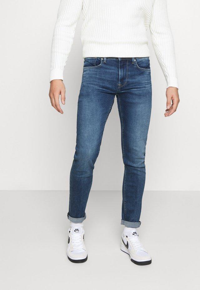 FINSBURY POWERFLEX - Jeans Skinny Fit - blue denim