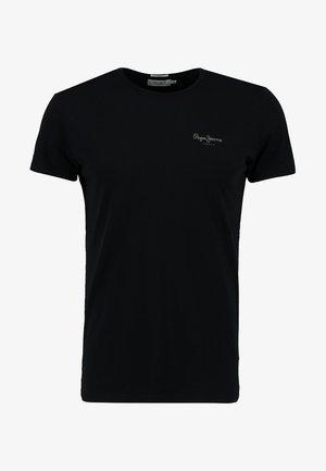ORIGINAL BASIC - T-shirt basic - black