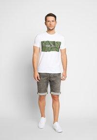Pepe Jeans - RAURY - Camiseta estampada - safari - 1