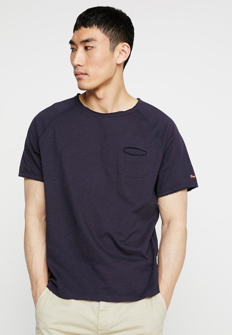 Pepe Jeans - DUSTIN - T-Shirt basic - charcoal