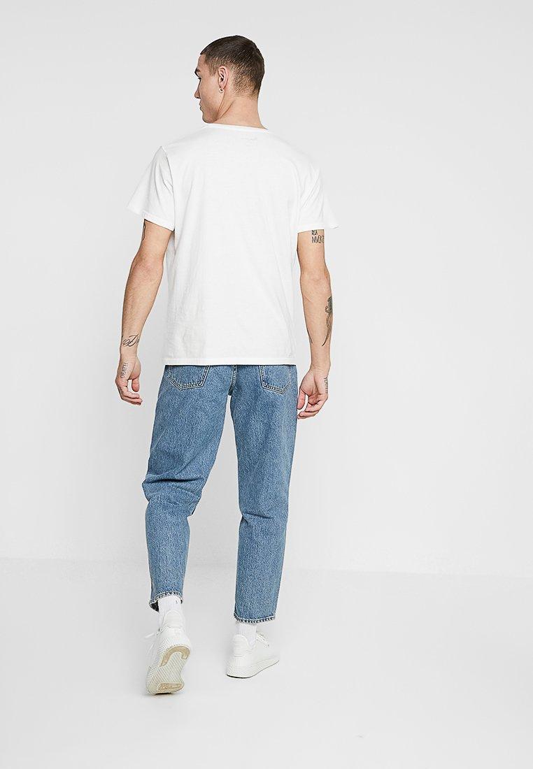 shirt Jeans Flag Imprimé Off Pepe White LogoT dxrBWCoe
