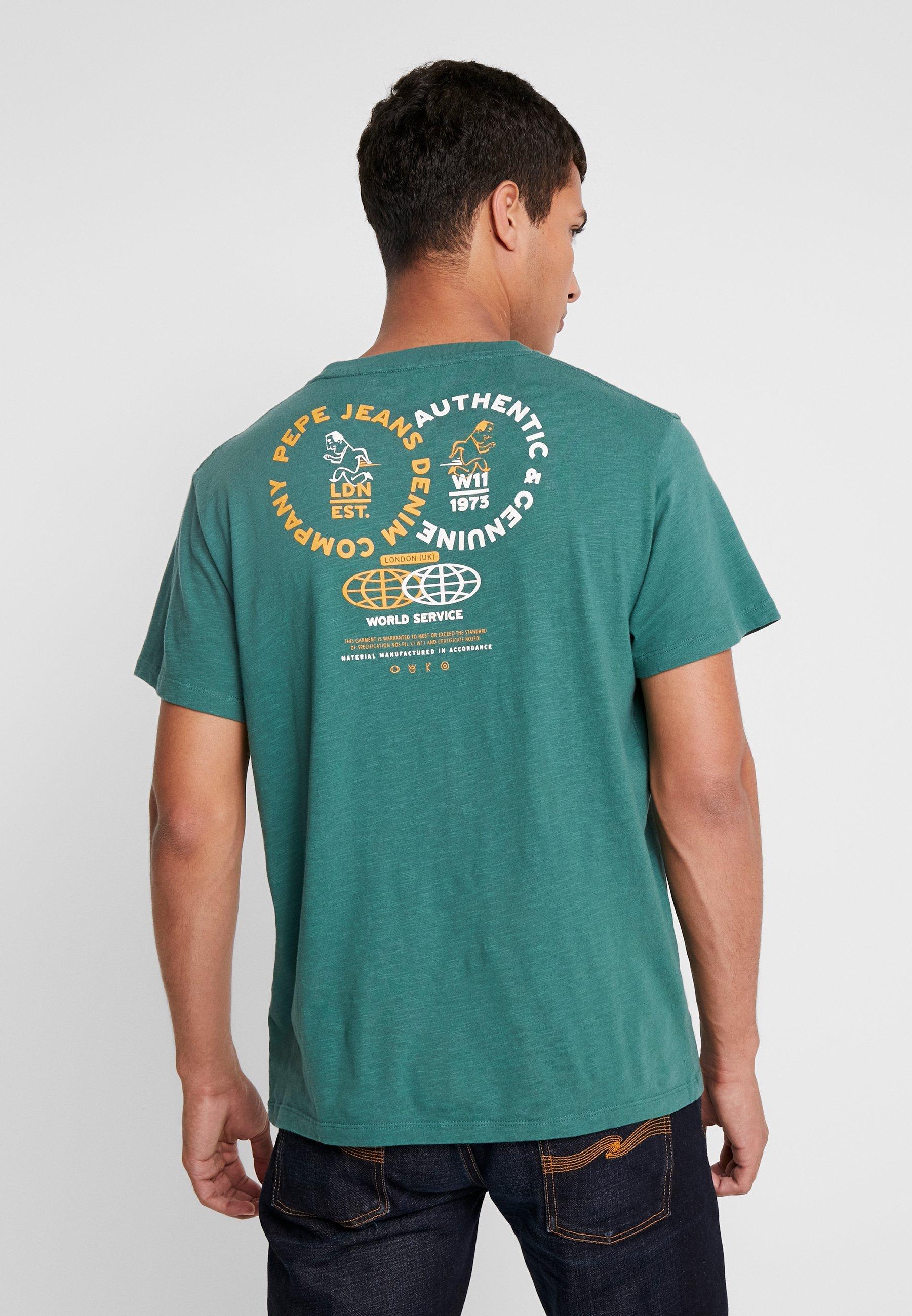 Jeans Ivy shirt Imprimé Pepe JoelT UVSpzMq