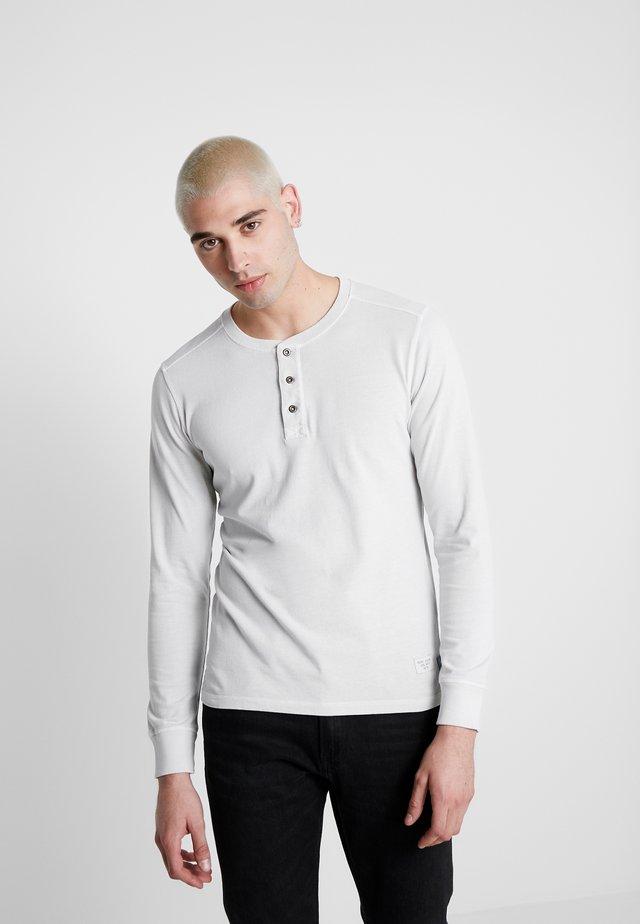 BANCROFT - Long sleeved top - chalk