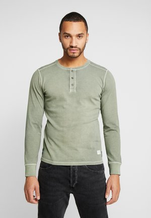 BANCROFT - Long sleeved top - army