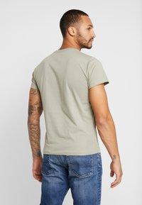 Pepe Jeans - EGGO - Print T-shirt - army - 2
