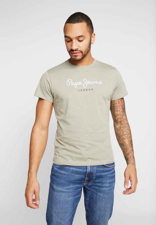 EGGO - Camiseta estampada - army