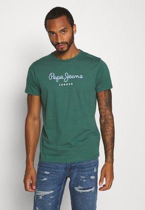 EGGO - T-shirt z nadrukiem - myrtle green
