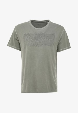 BILLY - Print T-shirt - army