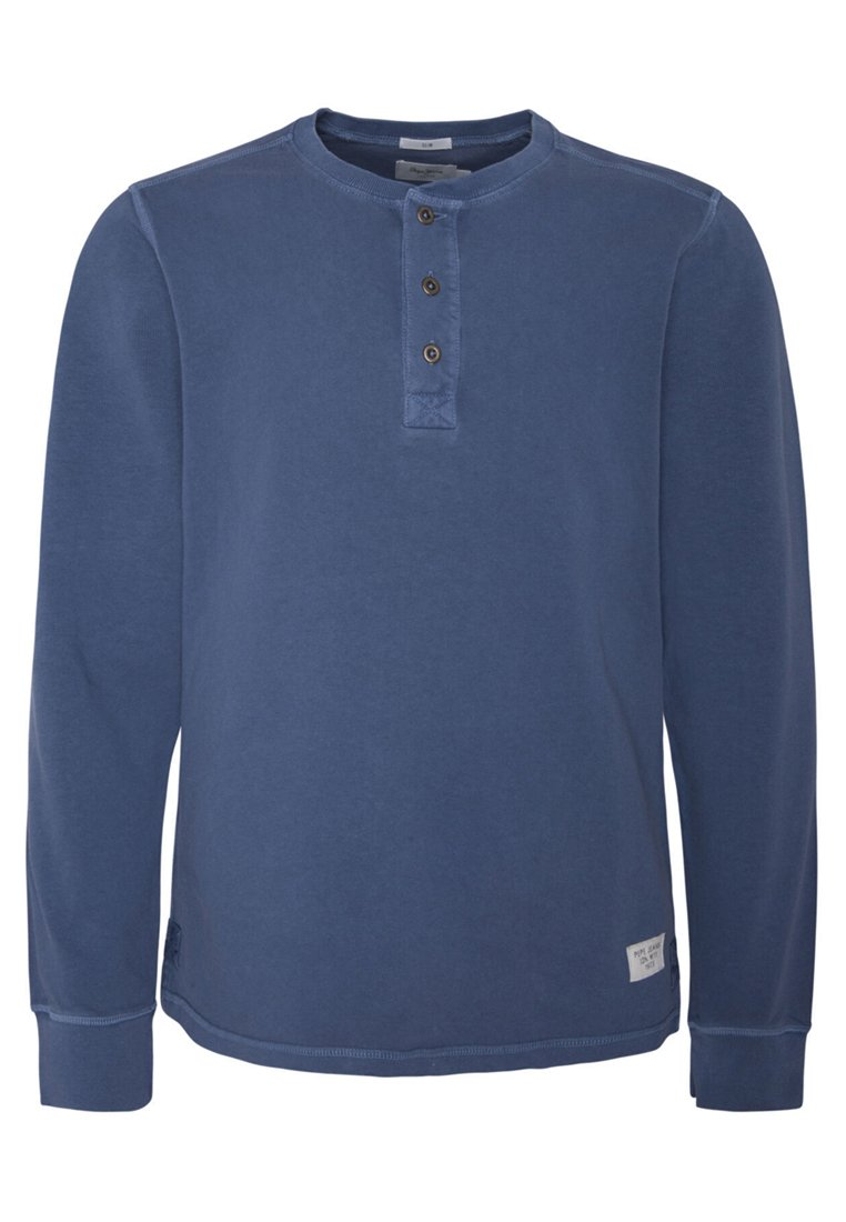 Pepe Jeans Bancroft - T-shirt À Manches Longues Dark Blue