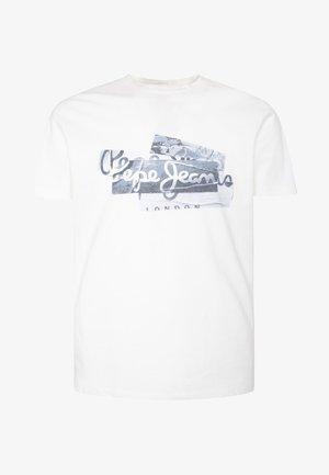 BOBBY - T-shirt z nadrukiem - mousse