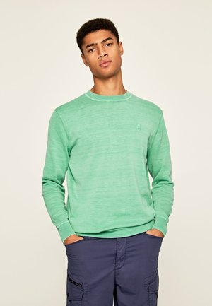 DANI - Jumper - middle green
