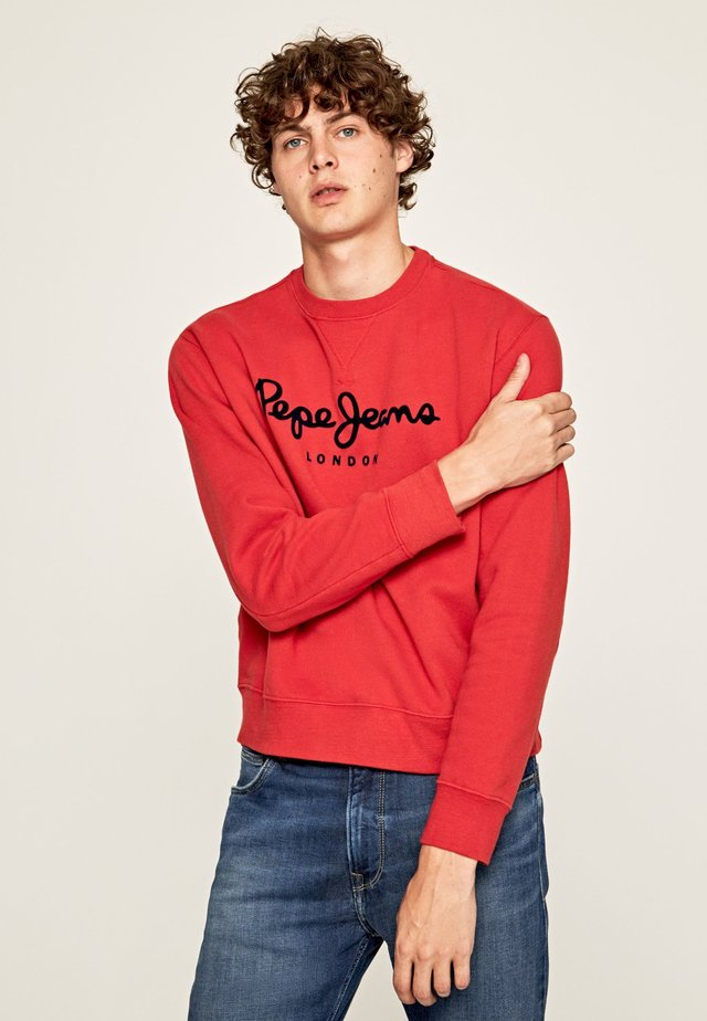 ALBERT - Sweater - red