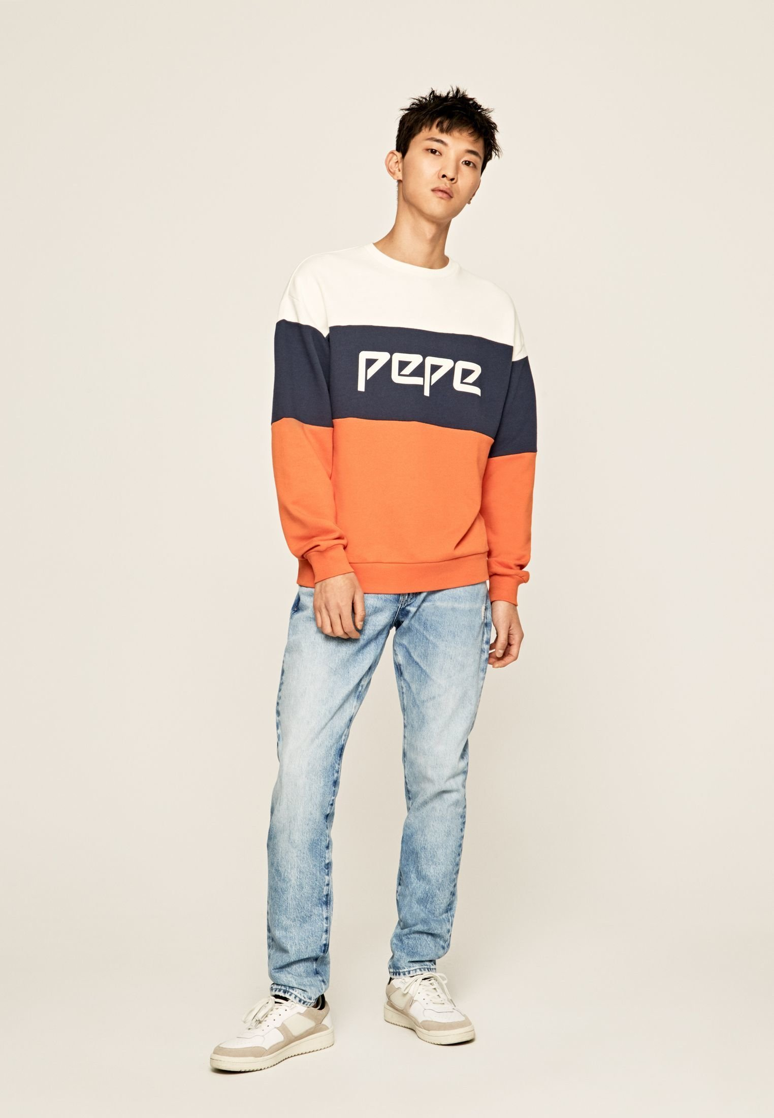 Pepe Jeans Glenn - Felpa Jaffa